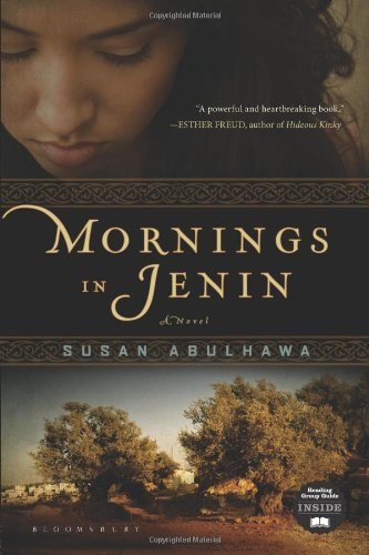 The best books on The Israel-Palestine Conflict - Mornings in Jenin by Susan Abulhawa