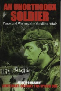 The best books on Private Armies - An Unorthodox Soldier by Tim Spicer