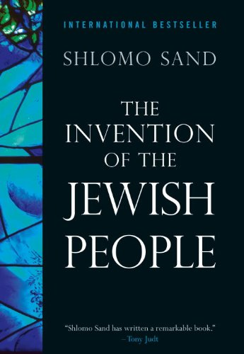 The best books on The Israel-Palestine Conflict - The Invention of the Jewish People by Shlomo Sand