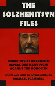 The best books on Aleksandr Solzhenitsyn - The Solzhenitsyn Files by Michael Scammell (Ed), Catherine A. Fitzpatrick
