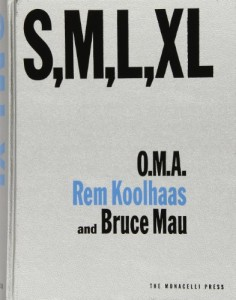 The best books on The Context of Architecture - S,M,L,XL by Rem Koolhaas and Bruce Mau