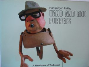 The best books on Puppeteering - Glove and Rod Puppets by Hansjürgen Fettig
