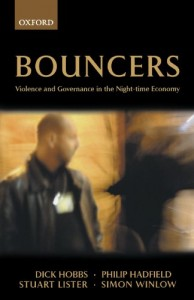 The best books on Crime and Punishment - Bouncers by Dick Hobbs et al