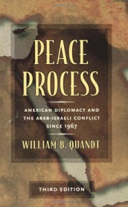 The best books on US-Israel Relations - Peace Process by William Quandt