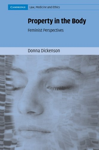 The best books on Body Shopping - Property in the Body by Donna Dickenson