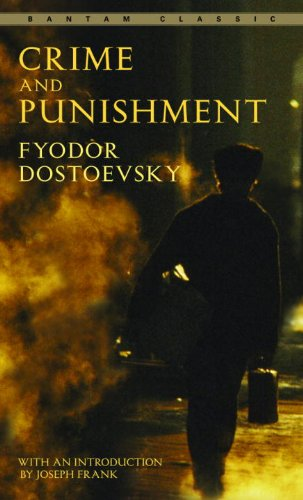 Irvine Welsh recommends the best Crime Novels - Crime and Punishment by Fyodor Dostoevsky