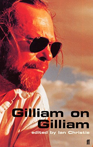 The best books on Russian Cinema - Gilliam on Gilliam by Ian Christie & Terry Gilliam and Ian Christie