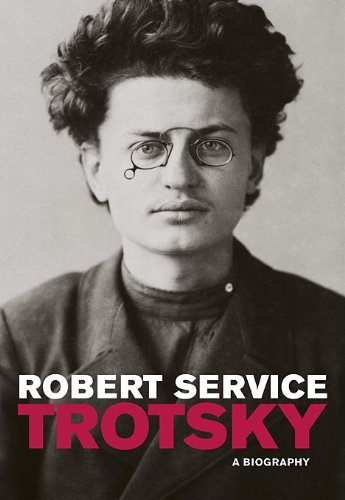 The best books on Totalitarian Russia - Trotsky by Robert Service