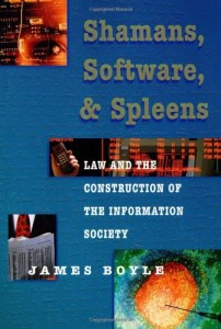 The best books on Body Shopping - Shamans, Software, & Spleens by James Boyle
