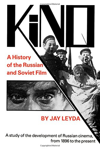 The best books on Russian Cinema - Kino by Jay Leyda