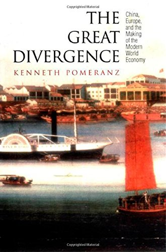 The best books on China in the World Economy - The Great Divergence by Kenneth Pomeranz