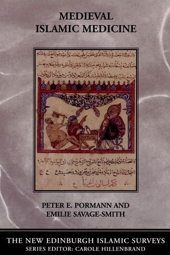 The best books on Science and Islam - Medieval Islamic Medicine by Peter E Pormann and Emilie Savage-Smith