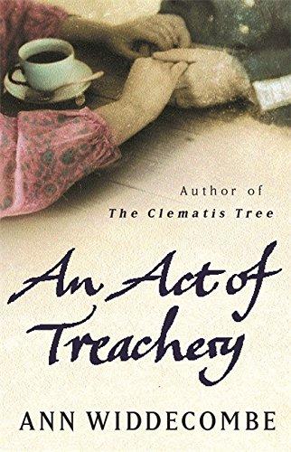 The best books on Childhood Innocence: An Act of Treachery by Ann Widdecombe