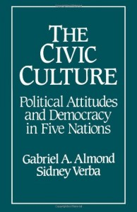 The best books on Democracy in Iraq - The Civic Culture by Gabriel A Almond and Sidney Verba