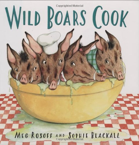 The best books on Coming of Age - Wild Boars Cook by Meg Rosoff