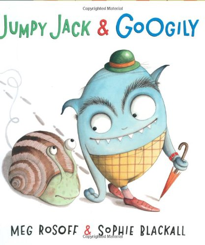 The best books on Coming of Age - Jumpy Jack and Googily by Meg Rosoff