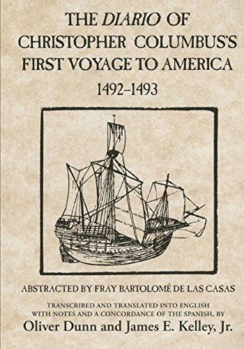 The best books on Rewriting America - The Diario of Christopher Columbus's First Voyage to America by Bartolomé de las Casas