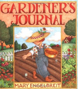 The best books on Horticultural Inspiration - Gardener's Journal by Penelope Hobhouse