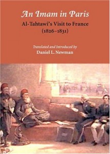 The best books on The Arabs - An Imam in Paris by Rifa'a Rafi' al-Tahtawi & translated and introduced by Daniel L Newman