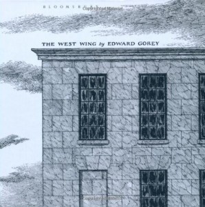 The best books on Comics - The West Wing by Edward Gorey