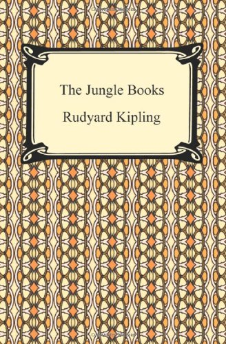 The best books on Childhood Innocence - The Jungle Books by Rudyard Kipling