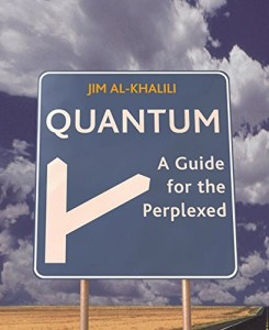 The Best Science Books to Take on Holiday - Quantum by Jim Al-Khalili