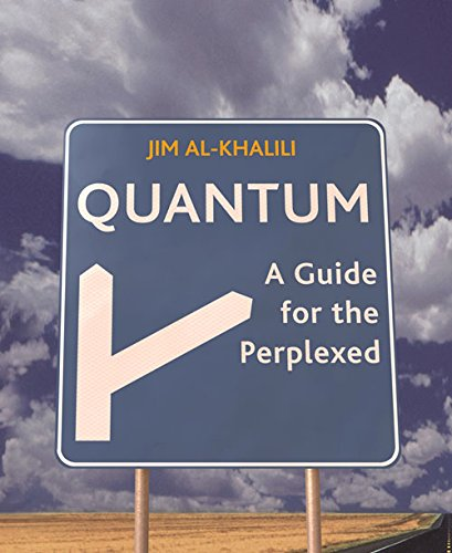 The best books on The Atom - Quantum by Jim Al-Khalili