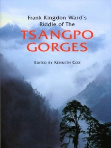 The best books on Plants and Plant Hunting - Riddle of the Tsangpo Gorges by Frank Kingdon Ward