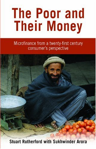 The best books on The Poor and Their Money - The Poor and Their Money by Stuart Rutherford