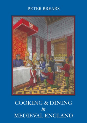 The best books on Historic Cooking - Cooking and Dining in Medieval England by Peter Brears