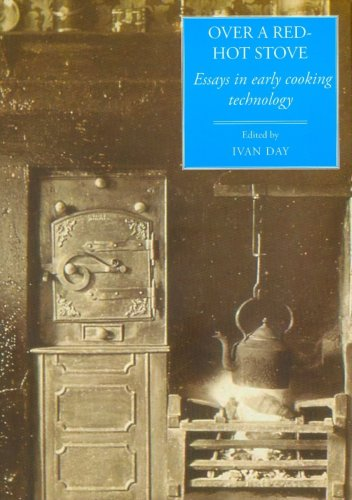 The best books on Historic Cooking - Over a Red Hot Stove by Ivan Day