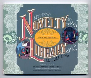 The best books on Comics - Acme Novelty Library No 13 by Chris Ware