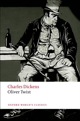The best books on Childhood Innocence - Oliver Twist by Charles Dickens
