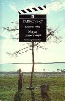The best books on Russian Cinema - Tarkovsky: Cinema as Poetry by Maja Turovskaja