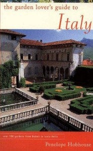 The best books on Horticultural Inspiration - The Garden Lover's Guide to Italy by Penelope Hobhouse