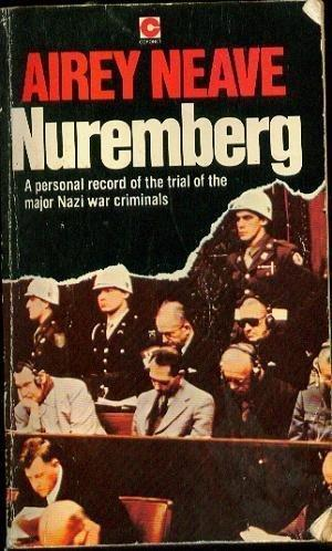 The best books on War Crimes - Nuremberg by Airey Neave
