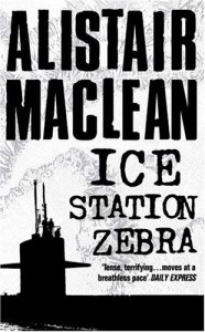 Great British Thrillers - Ice Station Zebra by Alistair MacLean