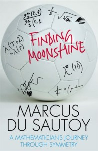 The best books on The Beauty of Maths - Finding Moonshine by Marcus du Sautoy