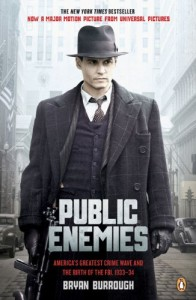 The best books on The FBI and Crime - Public Enemies by Bryan Burrough