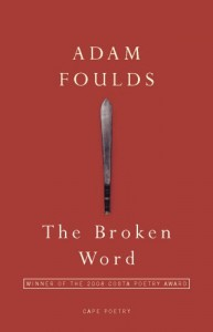 The best books on The Mau Mau Uprising and The Fading Empire - The Broken Word by Adam Foulds