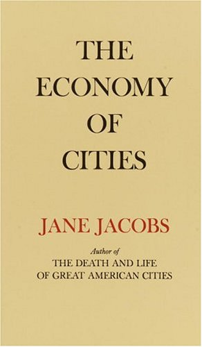 The best books on Education and Society - The Economy of Cities by Jane Jacobs