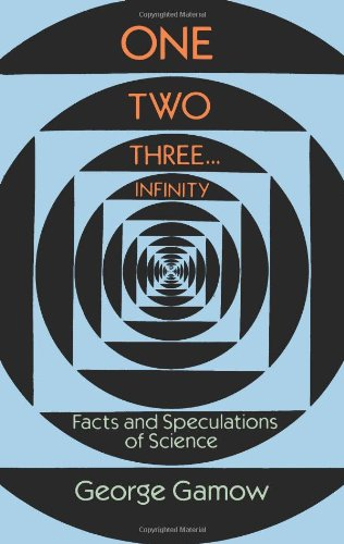 The best books on The Beauty of Maths - One, Two, Three…Infinity by George Gamow