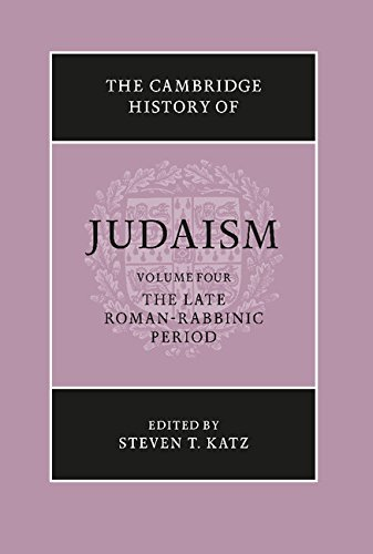 The best books on The Holocaust - The Cambridge History of Judaism, Vol 4 by Steven Katz