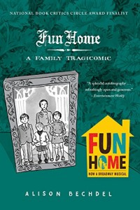 Hillary Chute recommends the best Graphic Narratives - Fun Home by Alison Bechdel