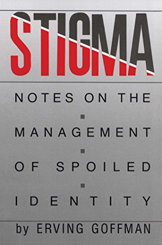 The best books on Disability - Stigma by Erving Goffman