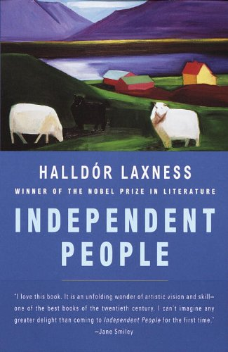 The best books on Education and Society - Independent People by Halldor Laxness