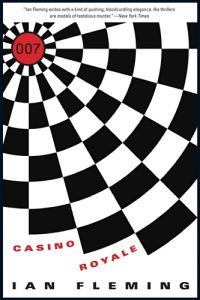 The best books on Spies - Casino Royale by Ian Fleming