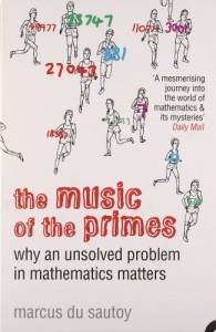 The best books on The Beauty of Maths - The Music of the Primes by Marcus du Sautoy