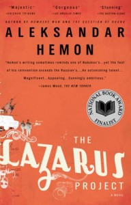 Aleksandar Hemon on Man's Inhumanity to Man - The Lazarus Project by Aleksandar Hemon & Aleksander Hemon