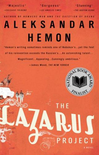 Aleksandar Hemon on Man's Inhumanity to Man - The Lazarus Project by Aleksandar Hemon & Aleksander Hemon